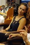 Jennifer Love Hewitt at the nail salon in Los Angeles