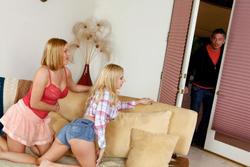 2 Chicks Same Time - Lexi Belle, Krissy Lynn **March 30, 2012**