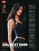 Джанви Торакиа, фото 1. Janvi Turakhia - FHM India - Dec 2010 (x2), photo 1