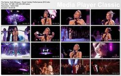 Kylie Minogue - Royal Variety Performance 2012 HD