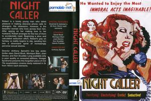 Night Caller / Звонящий Ночью (Anthony Spinelli (as Wes Brown), Caller Productions / Vinegar Syndrome) [1975 г., All Sex,Classic, DVDRip]