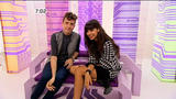 Jameela Jamil | Freshly Squeezed 15-9-09 | Leggy