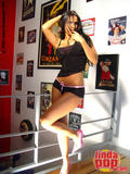 Andrea  Rincon (Selena Spice) Striptease Segunda Prenda foto 16