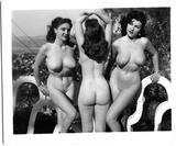 Видео голых девушек ретро