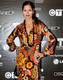 Jill Hennessy @ M.A.C Gold After party - September 7, 2008