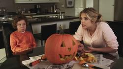 Ashley Benson-PLL S2:The First Secret Vidcaps