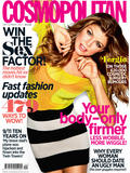 Stacy Ferguson  (Fergie) Cosmopolitan UK September 2011